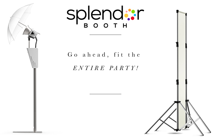 Splendor Photo Booth Detroit Michigan